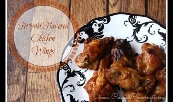 Teriyaki Flavored Chicken Wings Recipe