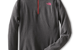 North Face Kids Glacier Pullover only $16.99 + Free Shipping