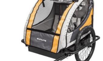 Sunlite Trailer Tot Bike Trailer $187.73 (Reg. $379.99)
