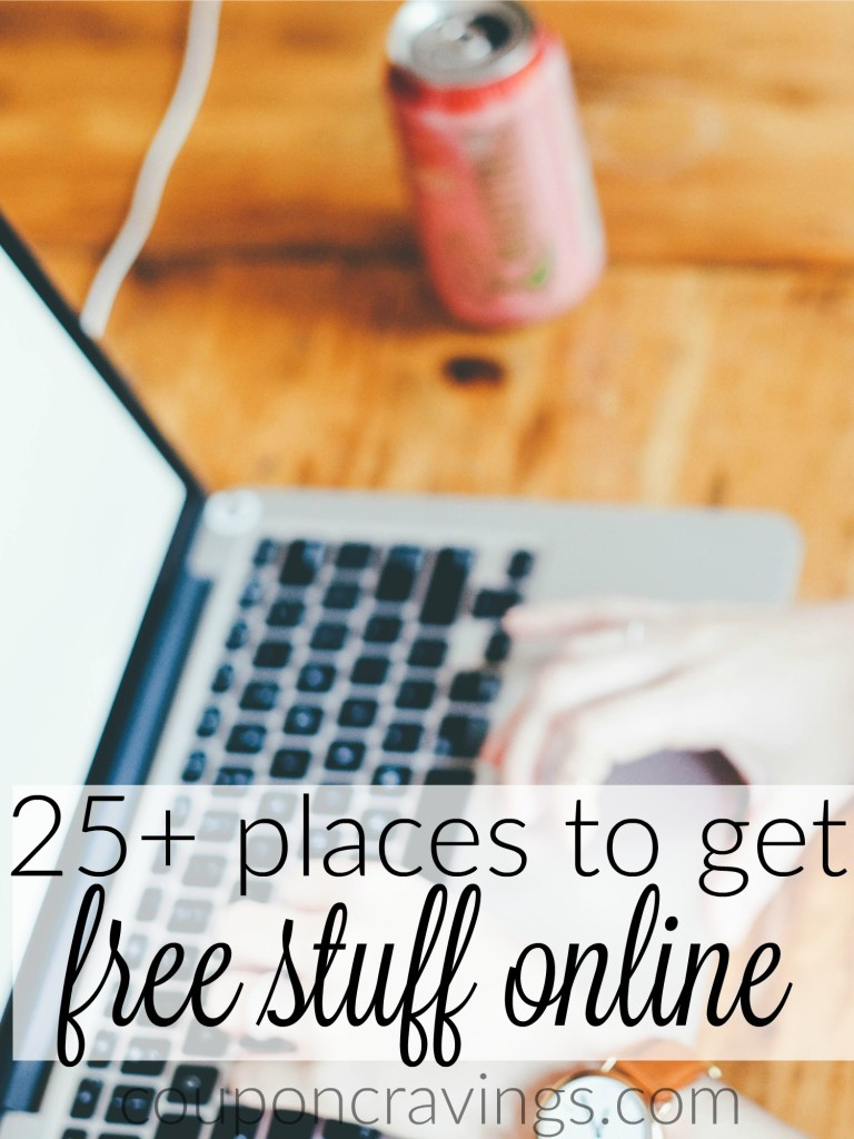 It's easy to earn free stuff online, products, earn money for points and more. See the paces that you can earn free stuff at right now! https://couponcravings.com