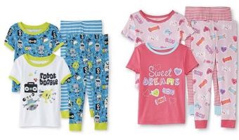 Sears: Toddler & Infant Joe Boxer Pajamas, Only $2.80 Per Pair!