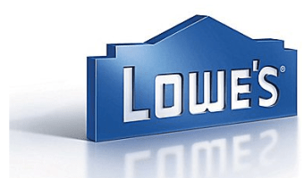 $100 Lowe's Gift Card, Only $90