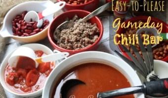 Chili Bar Recipe