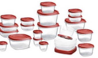 Food Storage Deals for Kitchen & Lunches Galore!