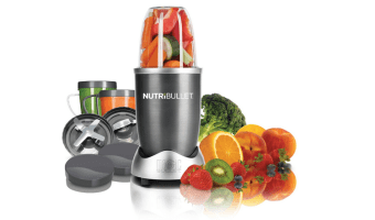NutriBullet 12 Piece Kitchen Set, Only $48 (Reg. $120!)