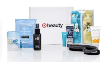 Target Beauty Box Ships for $7 ($30 Value!)