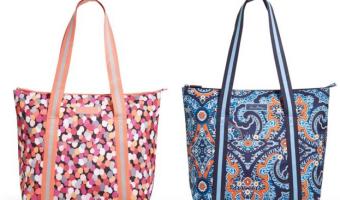 Vera Bradley Cooler Tote Bag, Only $29.99 Shipped (Reg. $60)