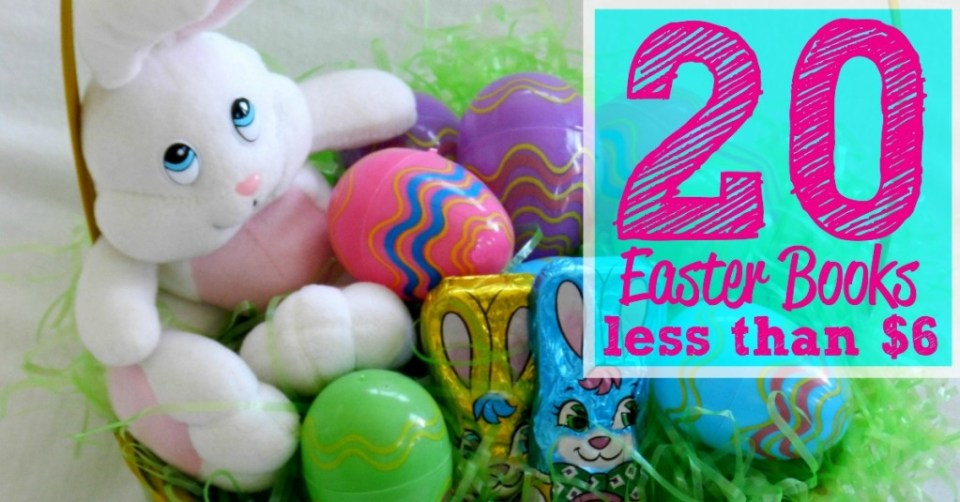 Kids Easter Books on Sale