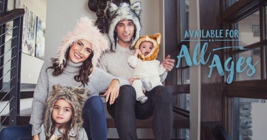 free animal hat for kids