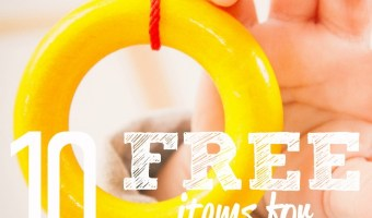 Free Baby Stuff by Mail