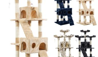 Cat Tree Tower Over 50% Off, Only $54.89!
