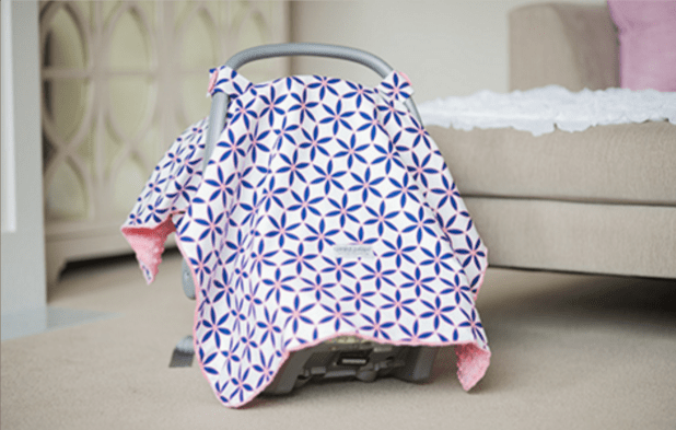 free baby samples like a free carseat cover
