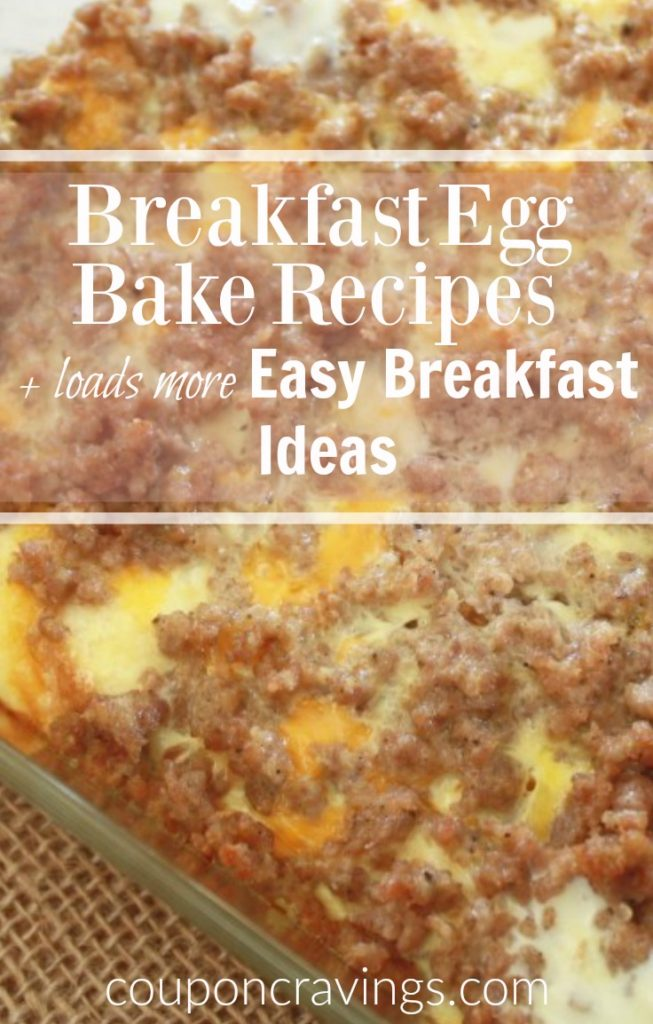 Quick Breakfast Ideas   Make Ahead Breakfast   Quick Breakfast Recipes