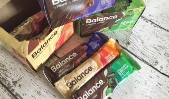 Balance Bars Tide Me Over (Perfect Snack for Moms!)