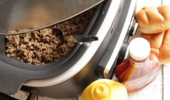Maid Rite Recipe in the Crock Pot