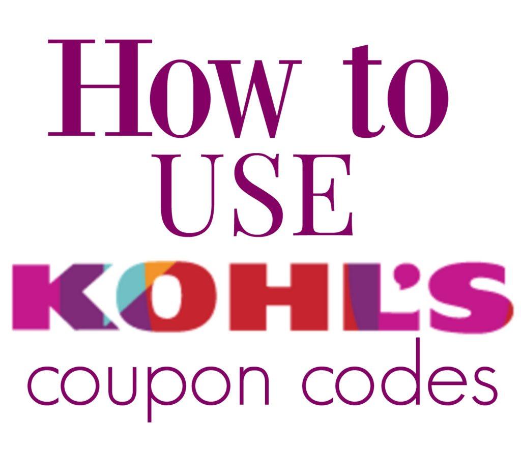 kohls-coupon-codes