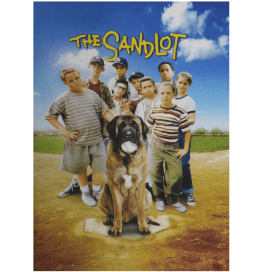 sandlot-on-dvd