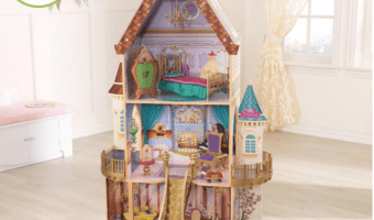 KidKraft Belle Enchanted Dollhouse at Best Price