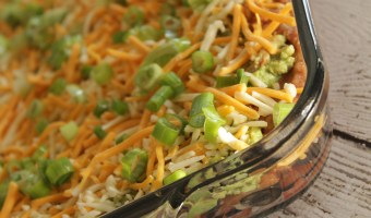 Seven Layer Dip Will Make Your Parties Easier + Save-A-Lot Giveaway!