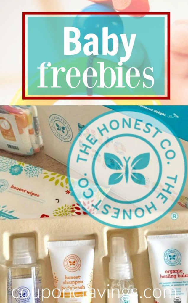 Free baby stuff by mail, products that you can actually use, too! I scoured this list and got over eleven items for free!
