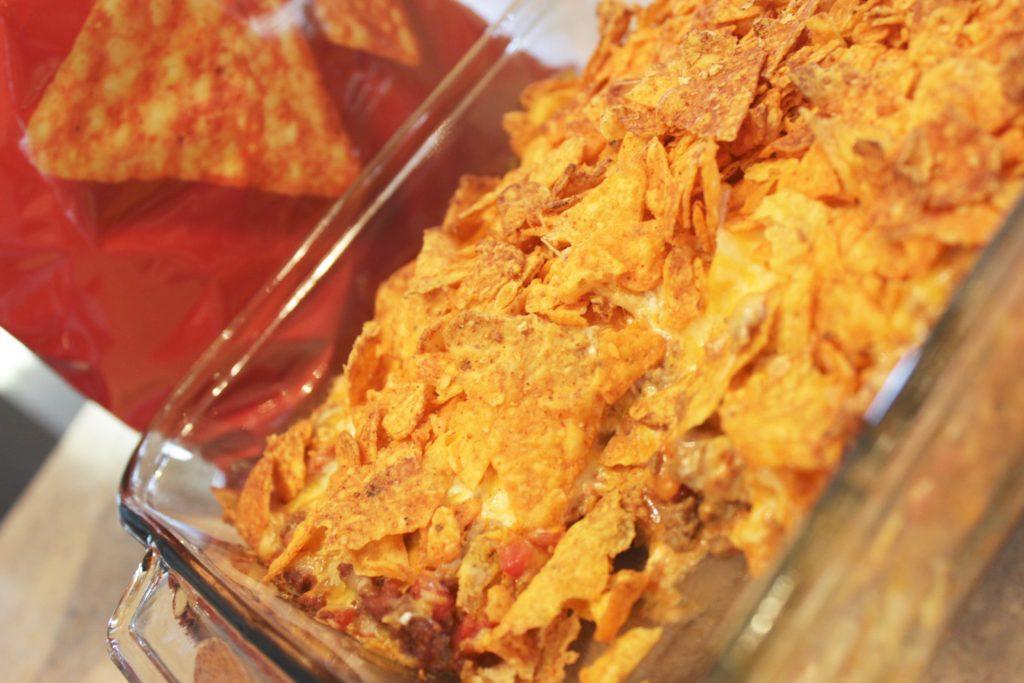 Delicious easy dinner idea! Taco Casserole Recipe everyone will love!