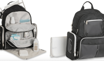 Graco Gotham Smart Organizer System Back Pack & Diaper Bag, ONLY $22.92!