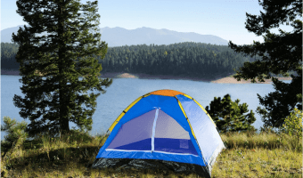 Happy Camper Two Person Tent at LOW Price!