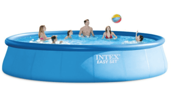 Save BIG on Intex Easy Set Pool Sets (Today ONLY!)