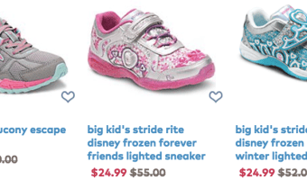 Stride Rite Shoes $24.99 + FREE Shipping!