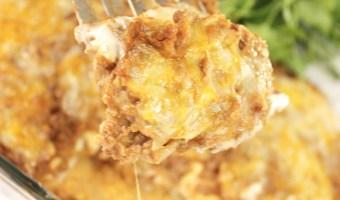 Beef Burrito Casserole Dinner Recipe