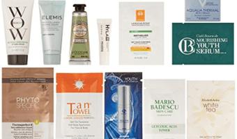 FREE Luxury Women's Beauty Box (After $19.99 Amazon Credit)