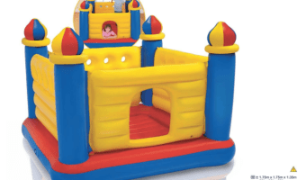 Intex Jump 'O Lene Castle Inflatable Bouncer at Best Price (and More!)