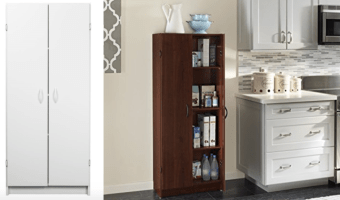 ClosetMaid Pantry Cabinet ONLY $41.27!