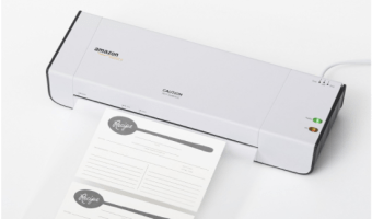 AmazonBasics Thermal Laminator Just $17.88