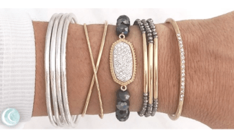 PennyLuna Layering Bracelets Ship for as Low as $7.98