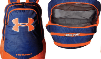 Under Armour Boys' Storm Scrimmage Backpacks Only $12.22