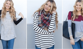 Jane Long Sleeve Shirt Blowout – Shirts Only $9.99 Each