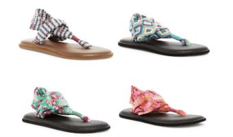 Sanuk Yoga Sling Sandals ONLY $17.10!