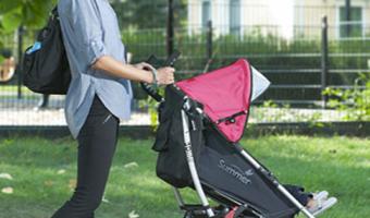 Summer Infant 3Dlite Convenience Stroller Just $47.50