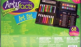 Great Low Price For Darice 68-Piece Art Set