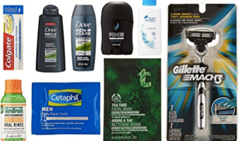 Men's Grooming Sample Box FREE After Credit