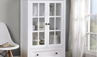 White Kitchen Cabinet on Sale | $50 Off Regular Price