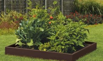 Suncast 4-Panel Garden Kit just $23.57
