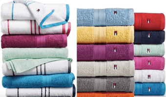Macy's.com: Tommy Hilfiger Bath Towels Just $5.99 (Regularly $14)