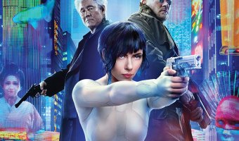 Ghost in the Shell On Blu-Ray Combo At Half Off