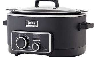 Ninja Multi Cooker 3-in-1 6-Quart Digital Cooking System at BEST Price!