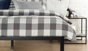 Great Price On Zinus Modern Studio 14 Inch Queen Platform Bed Frame