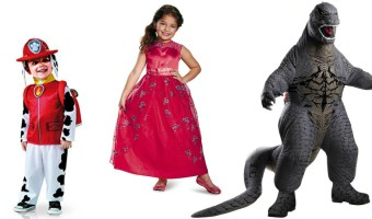 Save Big On Halloween Costumes Today Only