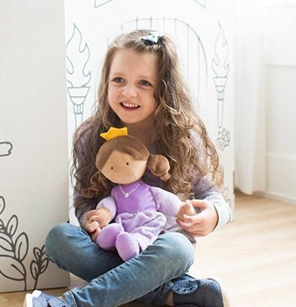 North American Bear Little Princess Fairytale Doll