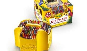 Crayola 152 ct. Ultimate Crayon Collection $8.28